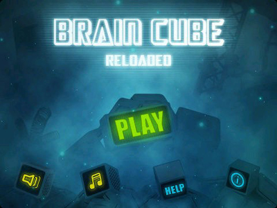 Blackberry Brain Cube Reloaded