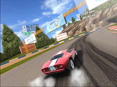 Ipad Real Racing 2