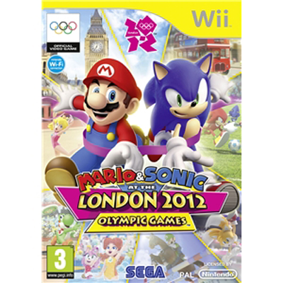 Mario Sonic Olympic Games