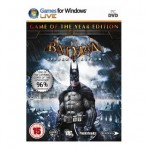PC Batman Arkham Asylum