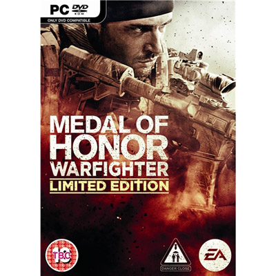 PC Medal Of Honor Warfighter