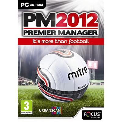 PC Premier Manager 2012