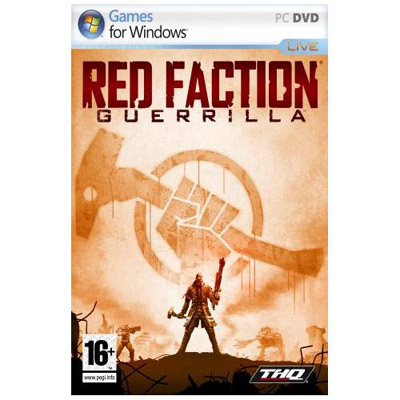 PC Red Faction