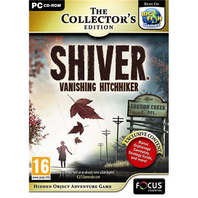 PC Shiver Vanishing Hitchhiker