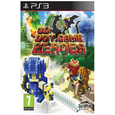 PS3 Dot Game Heroes