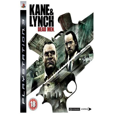 PS3 Kane And Lynch