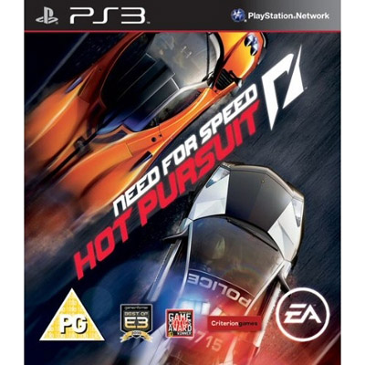 PS3 NFS Hot Pursuit