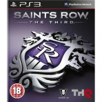 PS3 Saints Row The Third