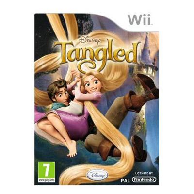 Wii Disney Tangled