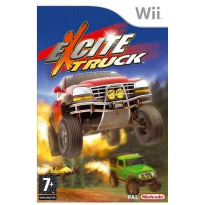 Wii Excite Truck