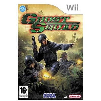 Wii Ghost Squad