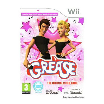 Wii Grease