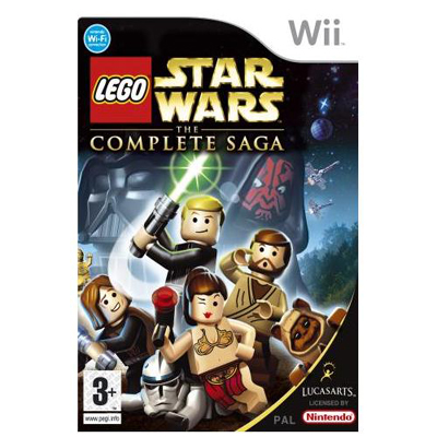 Wii Lego Star Wars Collection