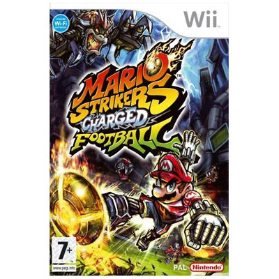 Wii Mario Strikers Football