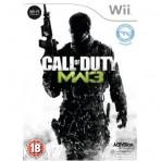 Wii Modern Warfare 3