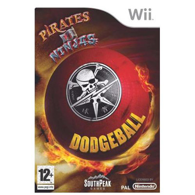 Wii Pirates Vs Ninjas Dodgeball