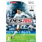Wii Pro Evolution Soccer 2012