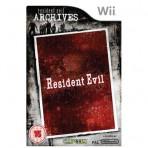Wii Resident Evil Archives