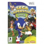 Wii Sega Superstar Tennis