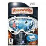 Wii Shaun White Snowboarding