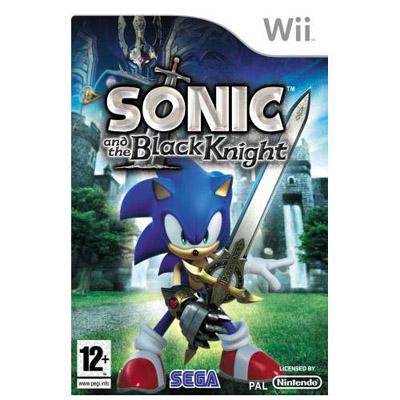 Wii Sonic Black Knight
