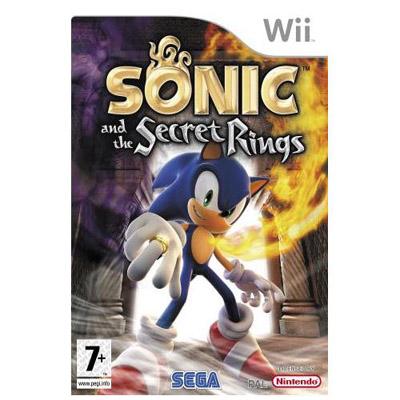 Wii Sonic Secret Rings