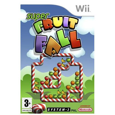 Wii Super Fruit Fall