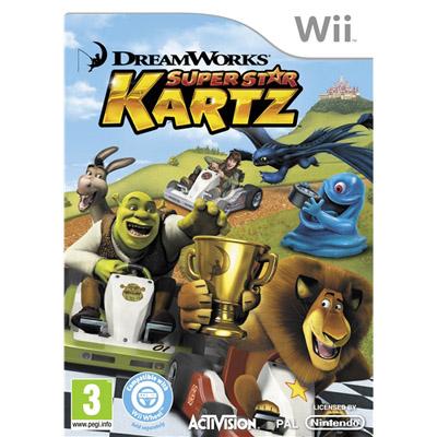 Wii Super Star Kartz