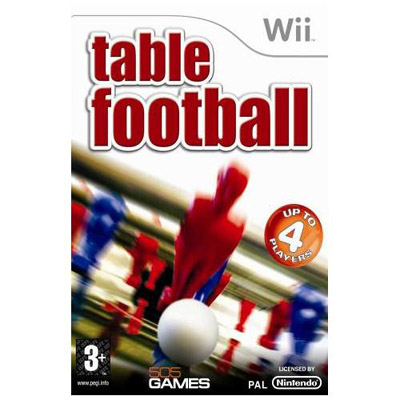 Wii Table Football