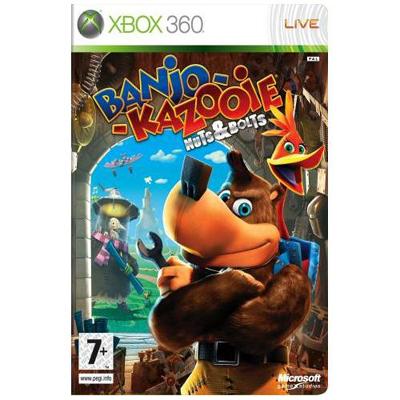 Xbox Banjo Kazooie