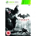 Xbox Batman Arkham City