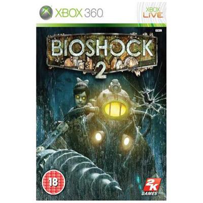 Xbox Bioshock 2