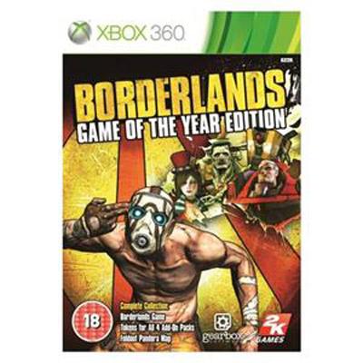 Xbox Borderlands