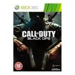 Xbox COD Black Ops