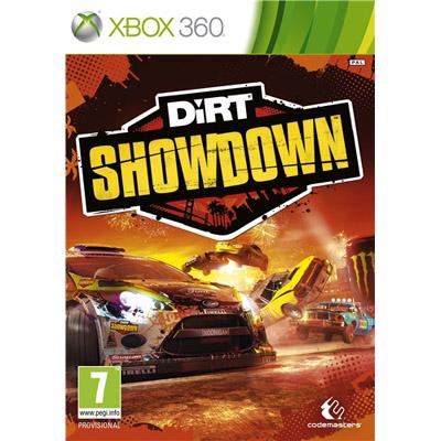 Xbox Dirt Showdown