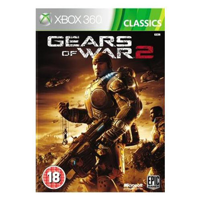 Xbox Gears Of War 2