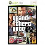 Xbox Grand Theft Auto 4