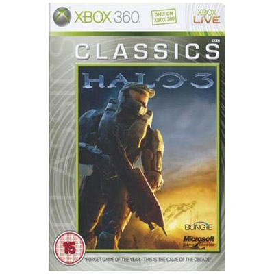 Xbox Halo 3