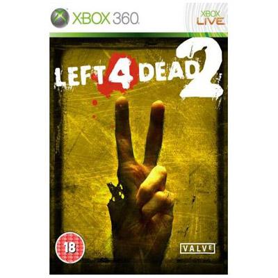 Xbox Left 4 Dead 2