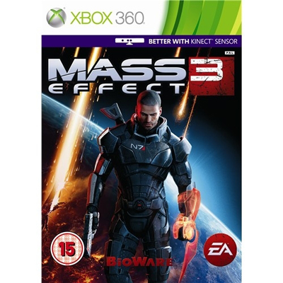 Xbox Mass Effect 3