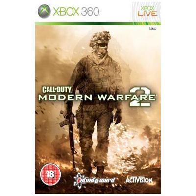 Xbox Modern Warfare 2