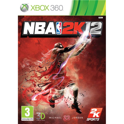 Xbox NBA 2K12