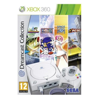 Xbox SEGA Dreamcast Collection