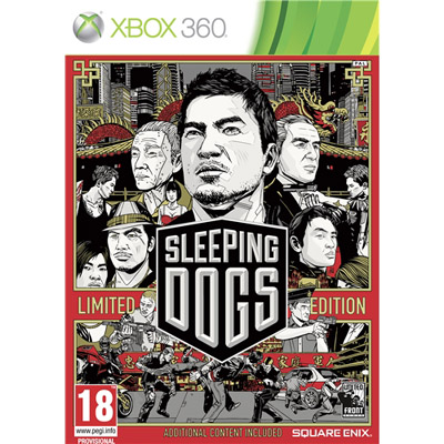 Xbox Sleeping Dogs