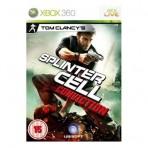 Xbox Splinter Cell Conviction