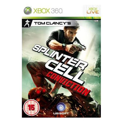 Xbox Splinter Cell Conviction