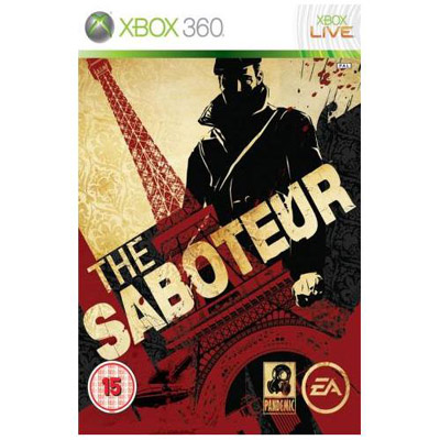 Xbox The Saboteur