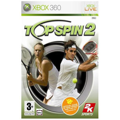 Xbox Top Spin Tennis 2