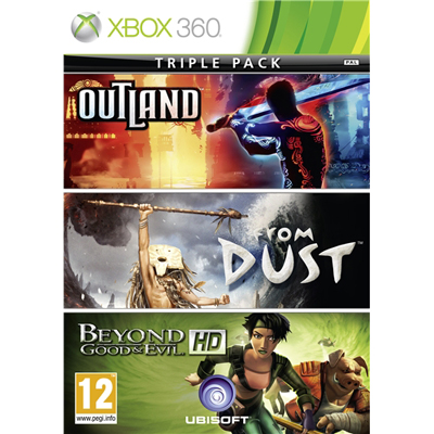 Xbox Ubisoft Triple Pack