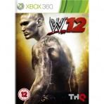 Xbox WWE 12